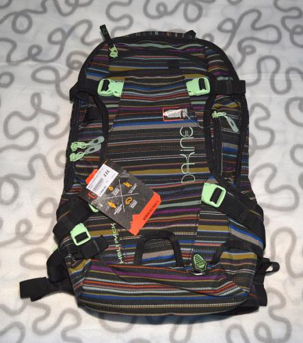 Batoh Dakine Heli Pack 11L