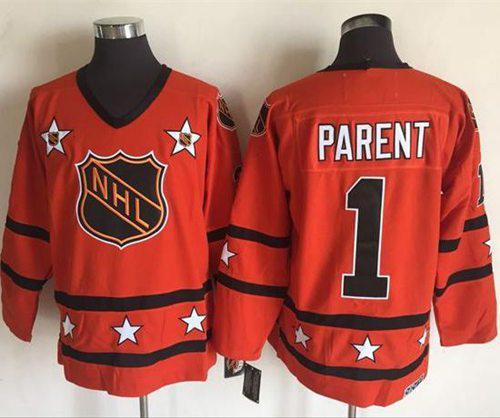 NHL All-Star Game dresy B. Parenta, G. Lafleura a B. Clarkea vel. 52