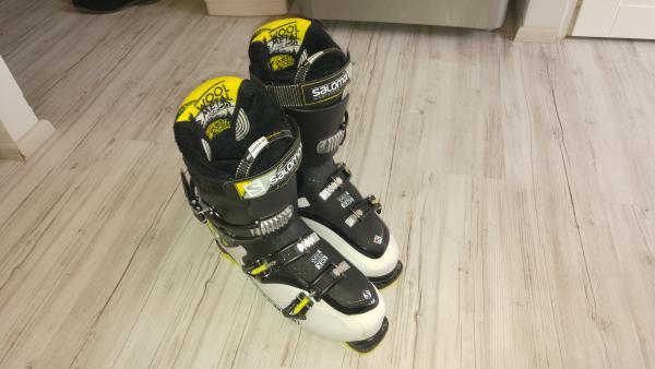 a31a7502371 Prodám Lyžařská obuv Salomon Quest Access X80 - Olomoucký kraj