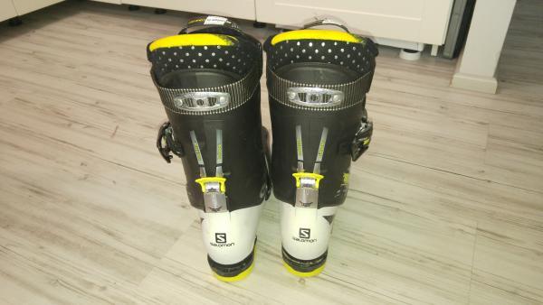 Lyžařská obuv Salomon Quest Access X80