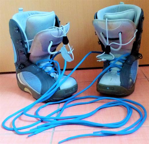 Snowboardové boty
