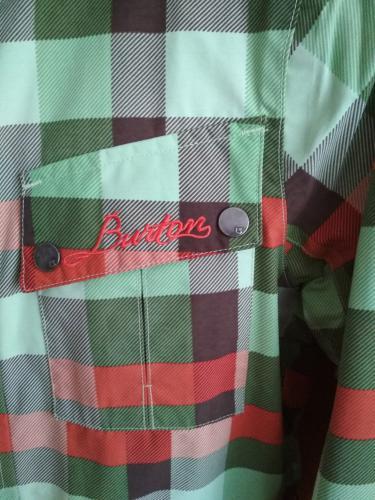 Lyžařská bunda Burton