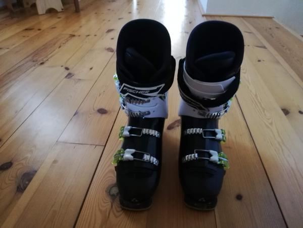 Lyžařské boty Fisher RC4 World Cup