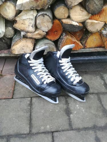 Hokej. brankář. boty BOTAS v. 37