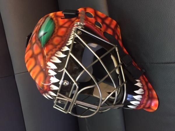 Brankářská maska Ray SR( 55-58cm)