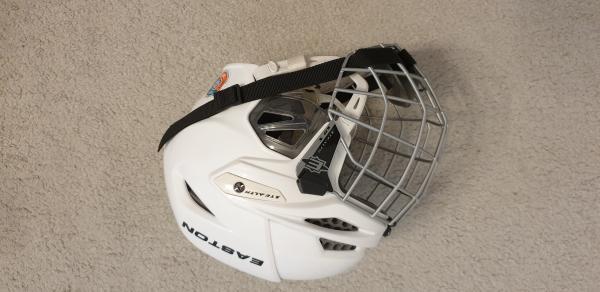 Dětská hokejová helma Easton combo S9