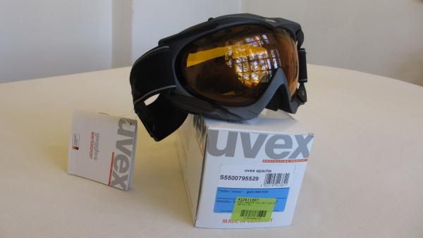 nové  lyžařské  brýle  UVEX  APACHE